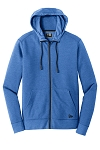 Tri-Blend Fleece Full-Zip Hoodie