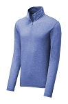 PosiCharge ® Tri-Blend Wicking 1/4-Zip Pullover
